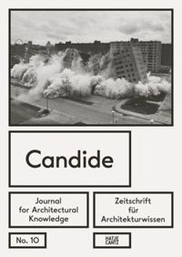 Candide. Journal for Architectural Knowledge: No. 10