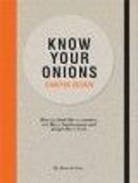 Know your Onions - Graphic Design