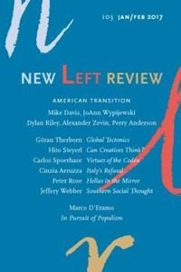 Magazyn New Left Review 103 January/February 2017