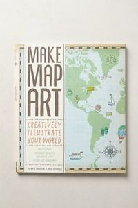 Make Map Art