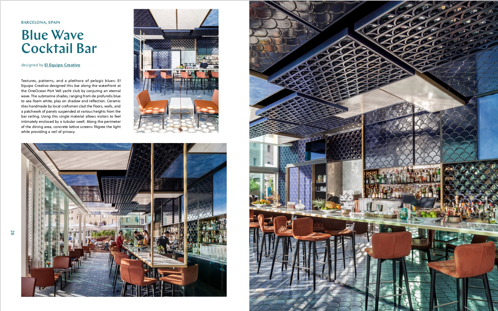 From Appetizer: New Interiors for Restaurants and Cafes copyright Gestalten 2017