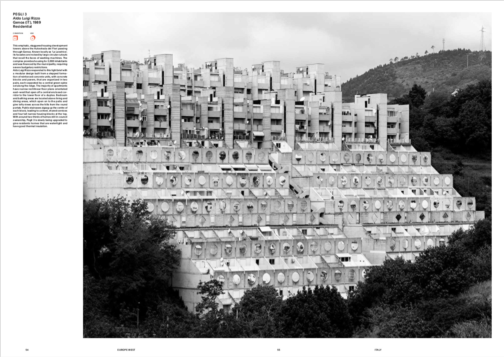By The Editors of Phaidon Press from Atlas of Brutalist Architecture copyright Phaidon 2018