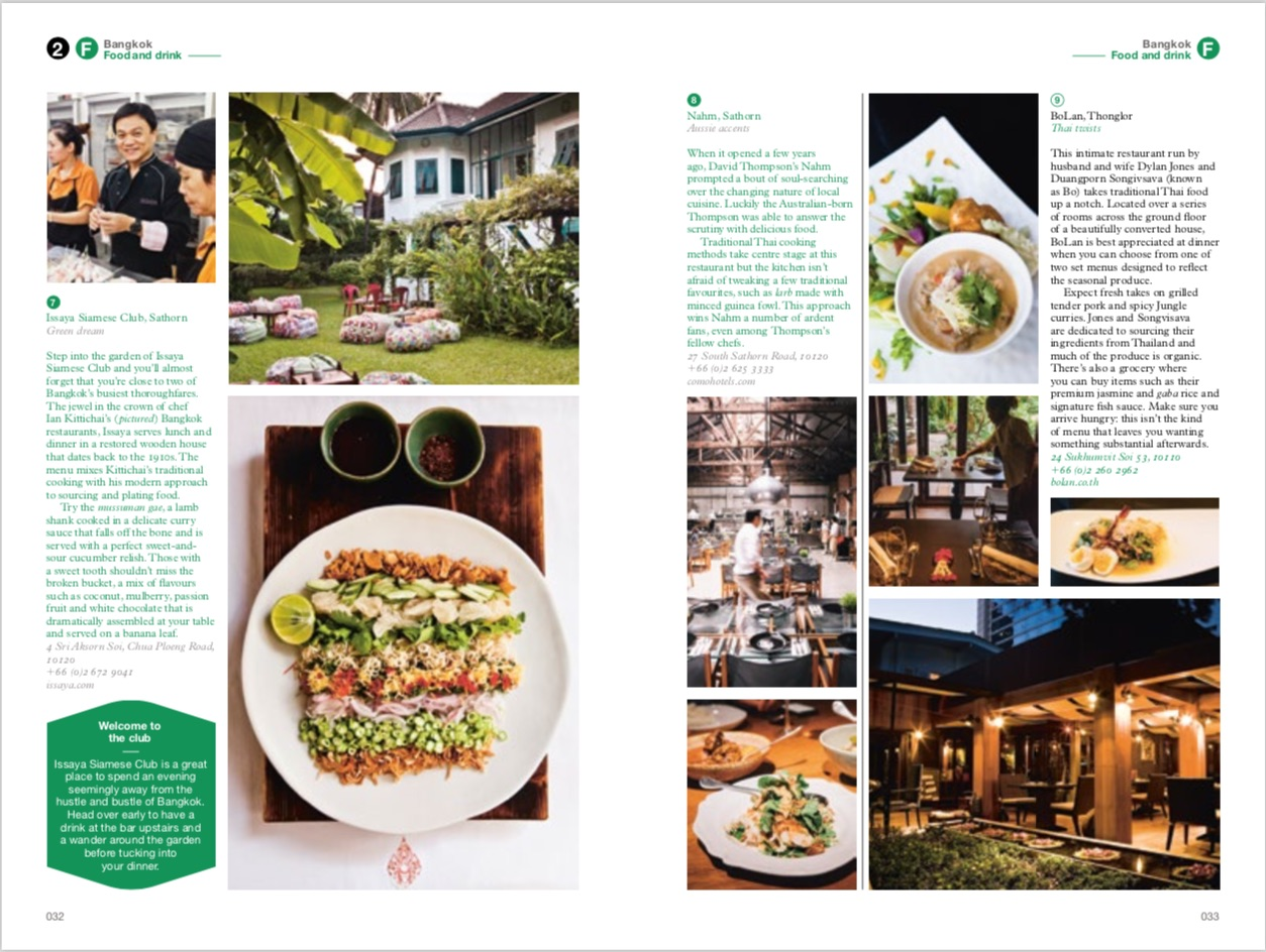 From Bangkok: the Monocle Travel Guide Series copyright Gestalten 2015