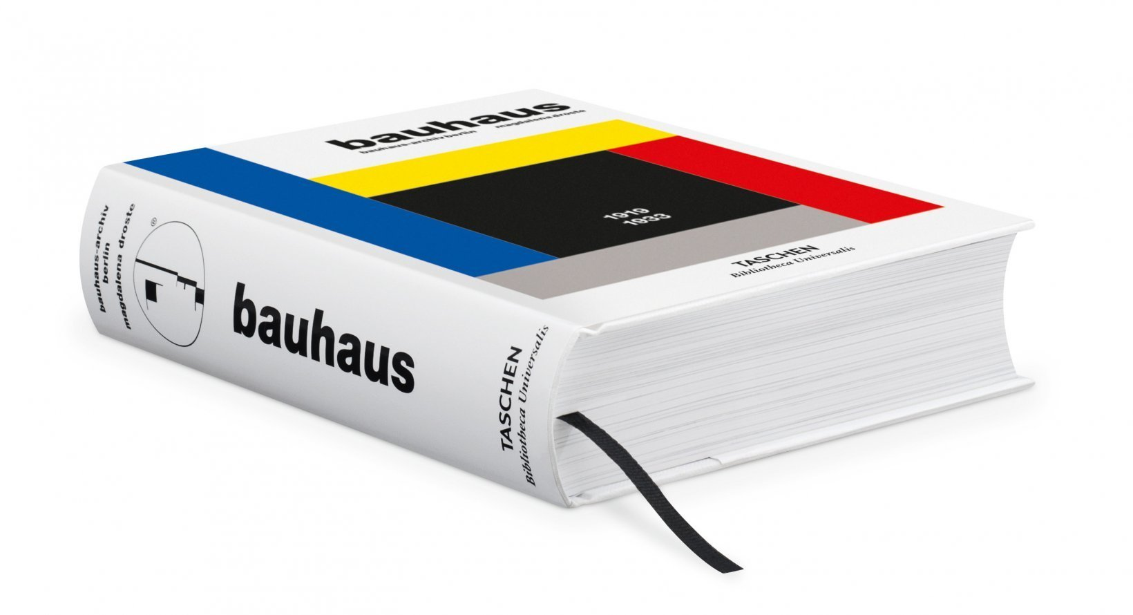 By Magdalena Droste from Bauhaus copyright Taschen 2019