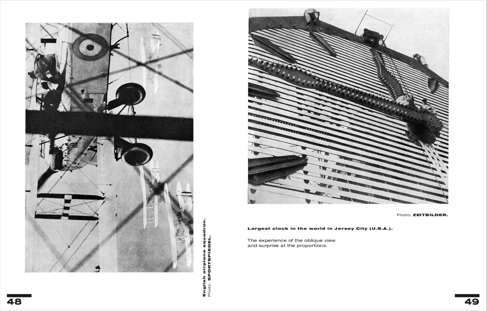 By Laszlo Moholy-Nagy from Laszlo Moholy-Nagy Painting, Photography, Film: Bauhausbucher 8, 1925 copyright Lars Muller Publishers 2019