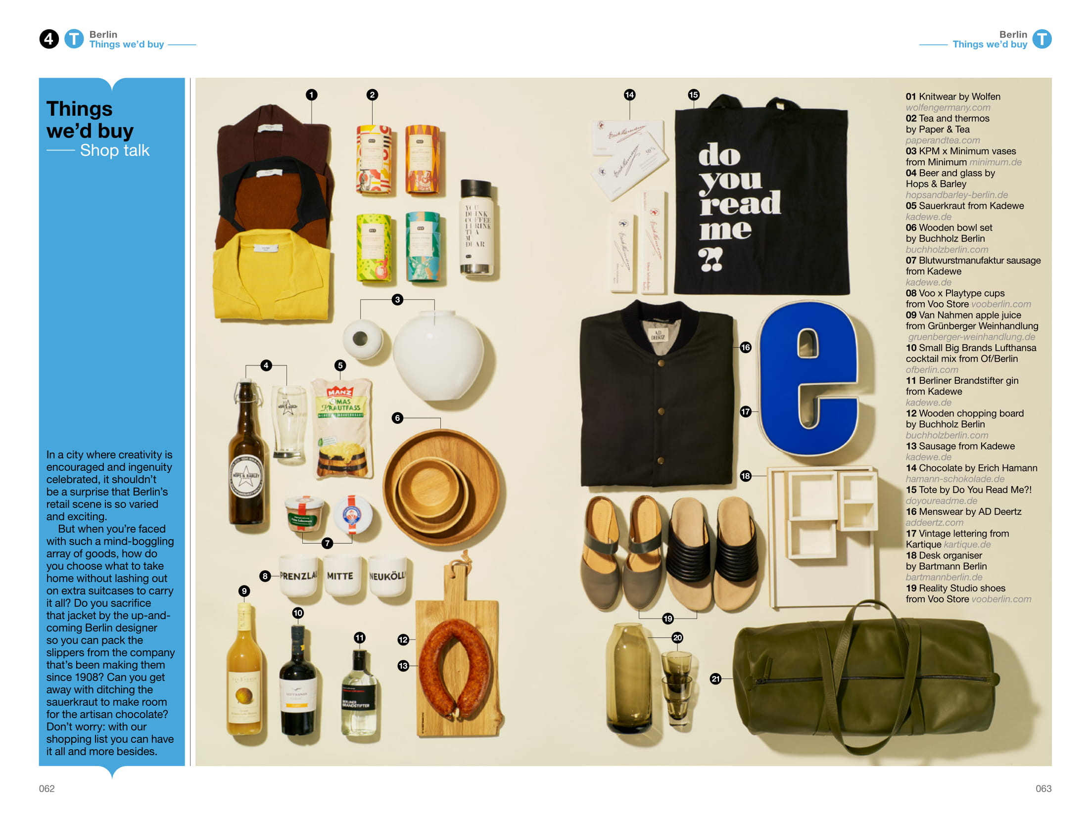 By Tyler Brule, Andrew Tuck, Joe Pickard from Berlin: the Monocle Travel Guide Series copyright Gestalten 2017