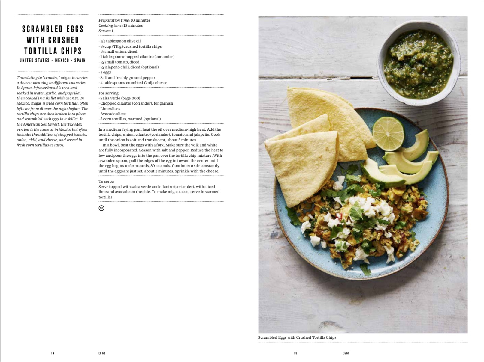 By Emily Elyse Miller from Breakfast: The Cookbook copyright Phaidon 2019
