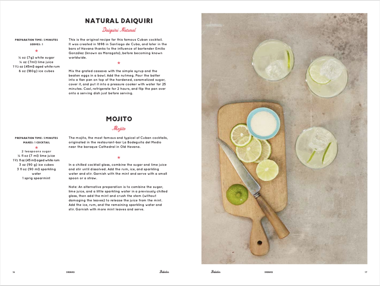 By Madelaine Vázquez Gálvez, Imogene Tondre from Cuba: The Cookbook copyright Phaidon 2018