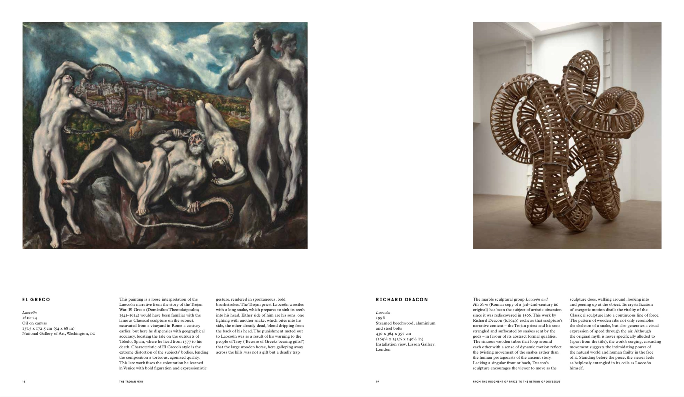 By James Cahill from Flying Too Close to the Sun: Myths in Art from Classical to Contemporary copyright Phaidon 2018