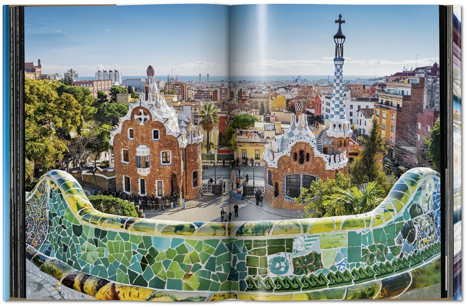 By Rainer Zerbst from Gaudi. The Complete Works copyright Taschen 2019