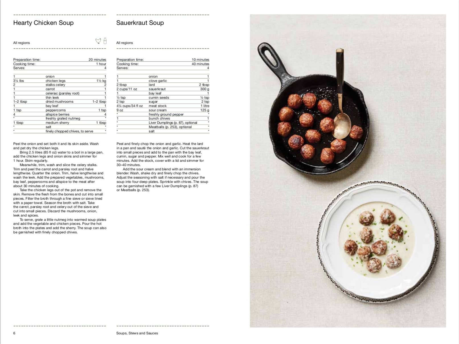 By Alfons Schuhbeck from The German Cookbook copyright Phaidon 2018