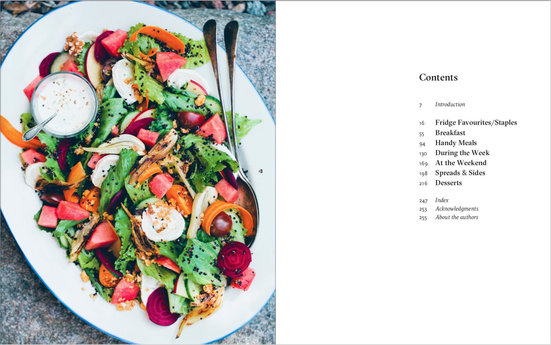 By David Frenkiel, Luise Vindahl from Green Kitchen at Home: Quick and Healthy Food for Every Day copyright Hardie Grant Books 2017