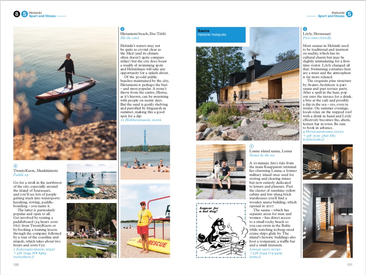 From Helsinki: the Monocle Travel Guide Series copyright Gestalten 2018