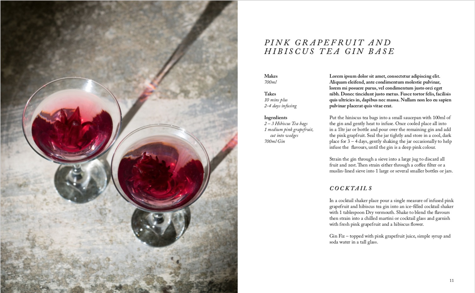 By Kathy Kordalis from Infused Booze: Over 60 batched spirits and liqueurs to make at home copyright Hardie Grant Books 2018