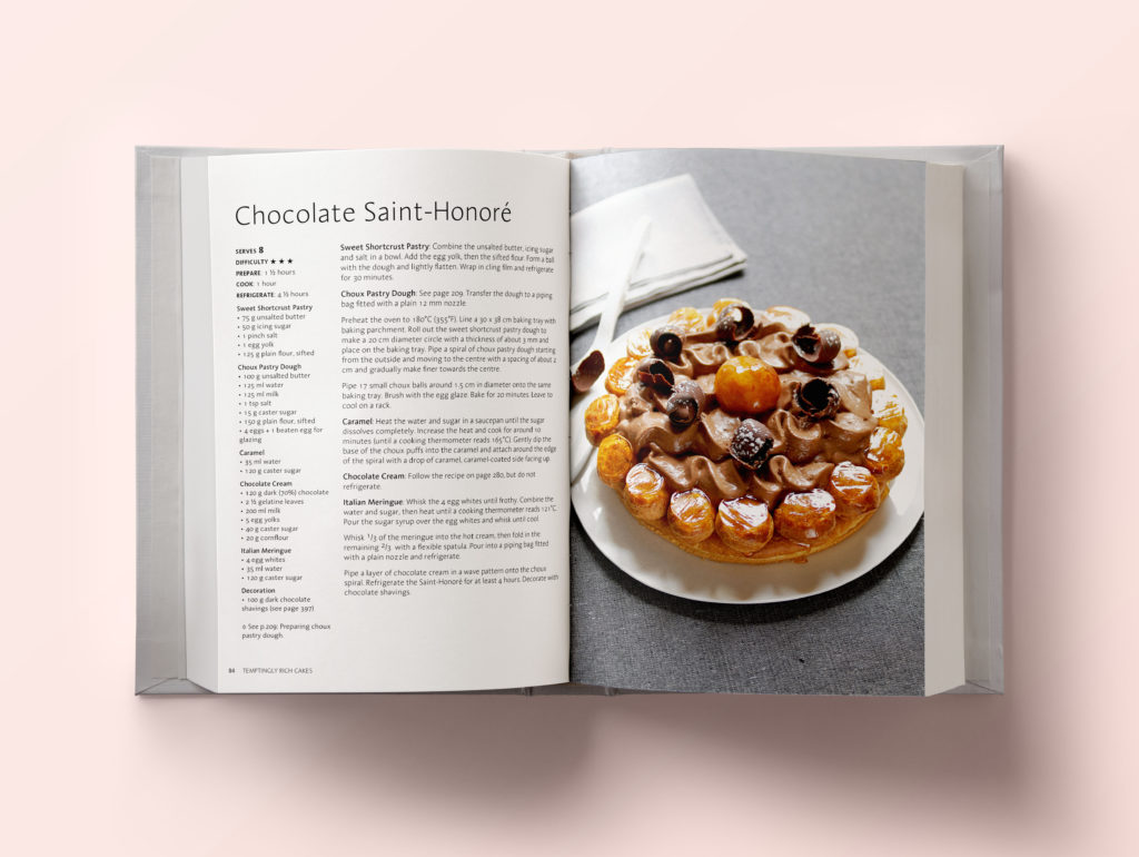 By Le Cordon Bleu from Le Cordon Bleu Chocolate Bible: 180 recipes explained by the Chefs of the famous French culinary school copyright Grub Street Publishing 2019