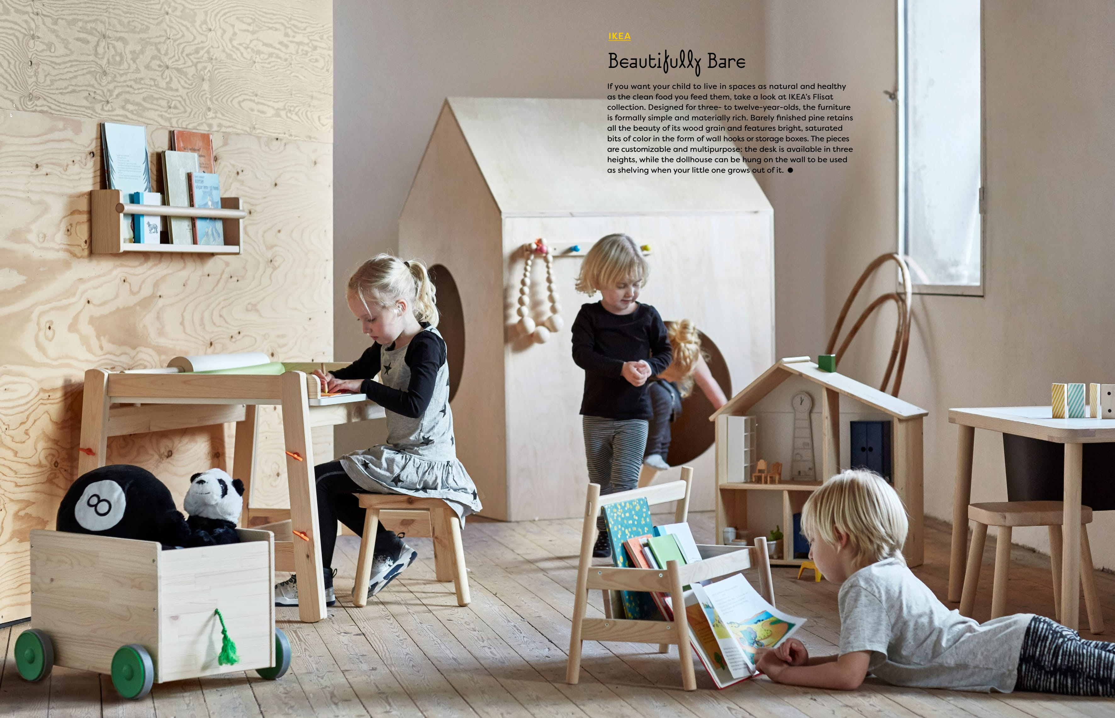 From Little Big Rooms copyright Gestalten 2018