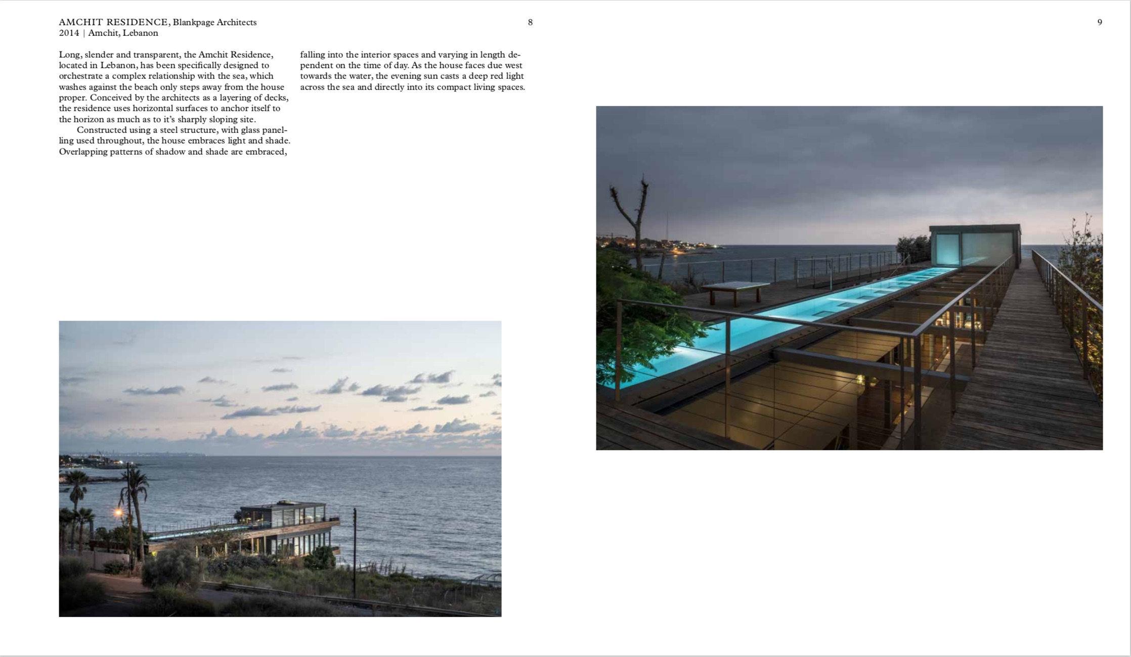 By Phaidon Editors from Living on Water: Contemporary Houses Framed by Water copyright Phaidon 2018
