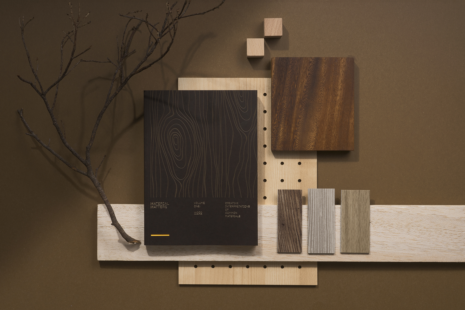 From Material Matters 01: Wood copyright Victionary 2019