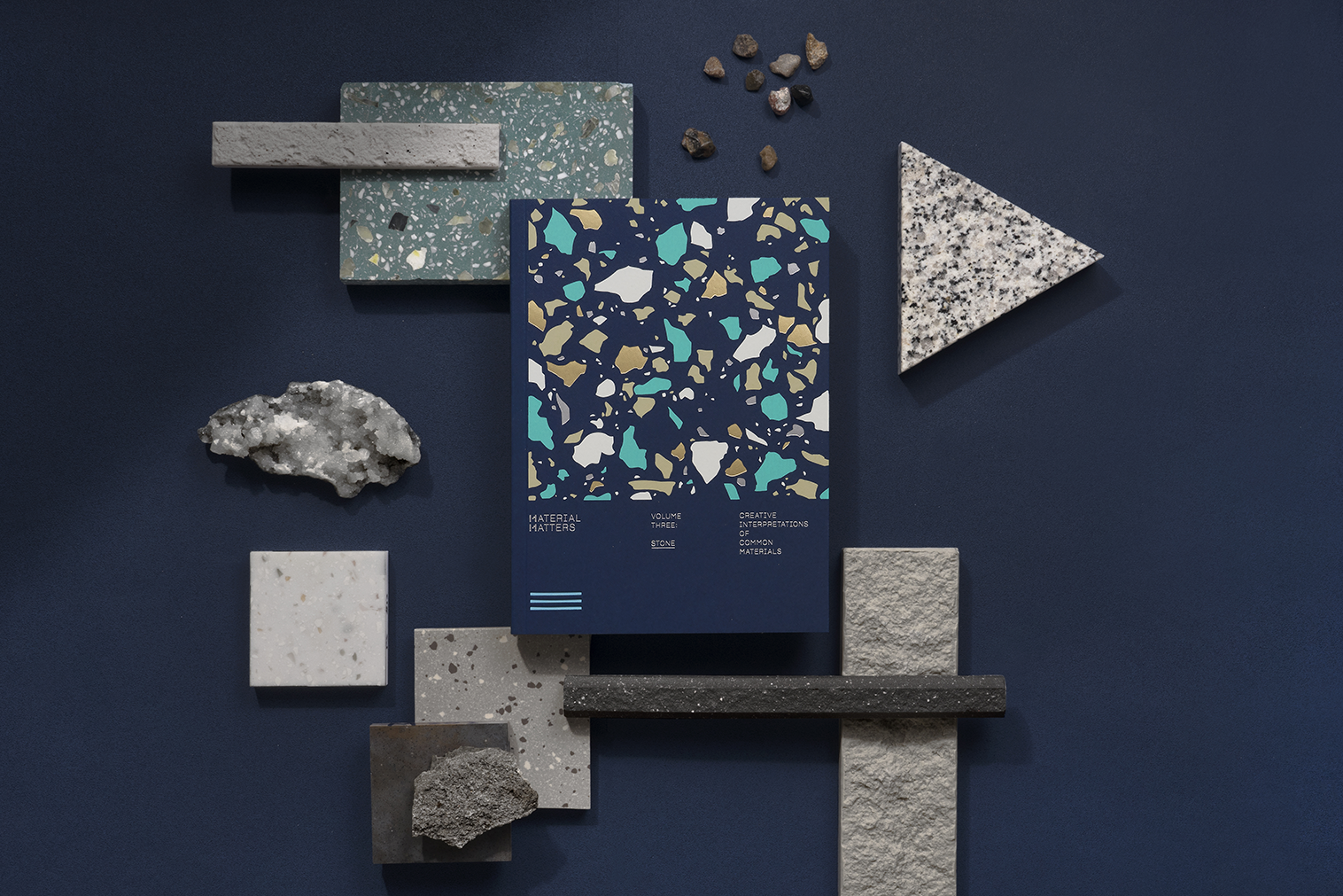 From Material Matters 03: Stone copyright Victionary 2019