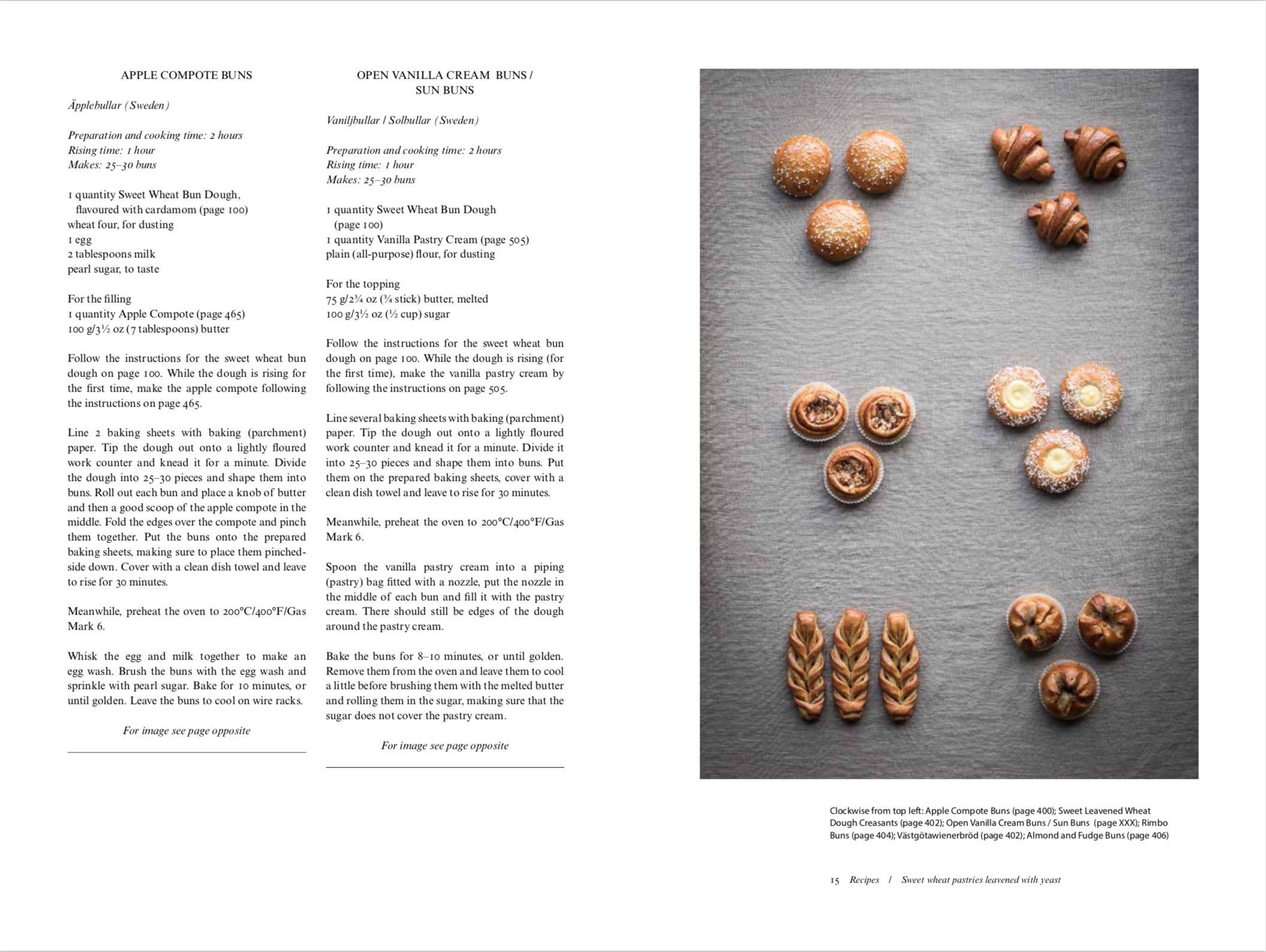 By Magnus Nilsson from The Nordic Baking Book copyright Phaidon 2018