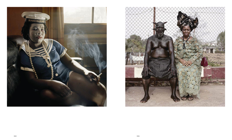 By Ralf Beil, Uta Ruhkamp from Pieter Hugo: Between the Devil and the Deep Blue Sea copyright Prestel 2017