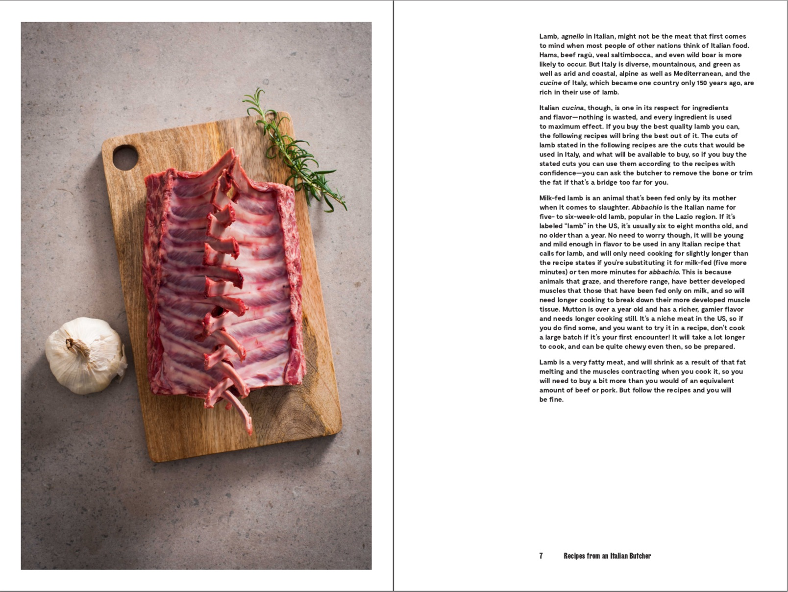 By The Silver Spoon Kitchen from Recipes from an Italian Butcher copyright Phaidon 2017