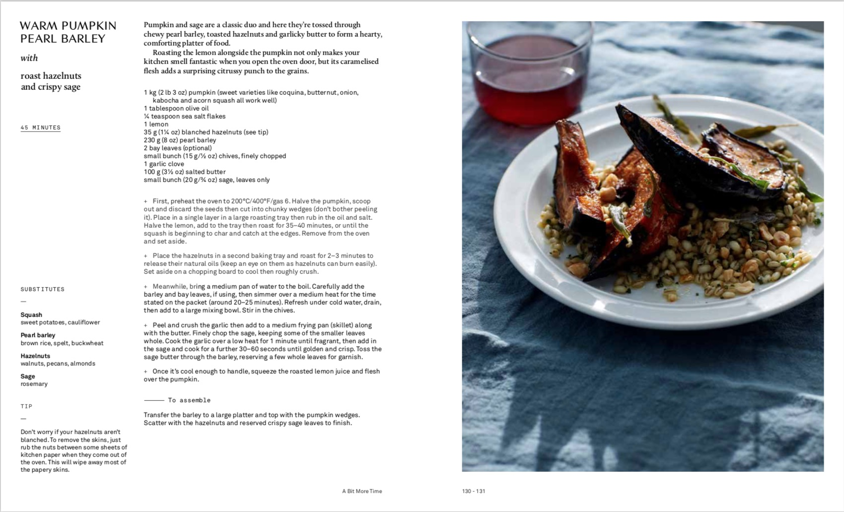 By Jessica Elliott Dennison from Salad Feasts: How to assemble the perfect meal copyright Hardie Grant Books 2018