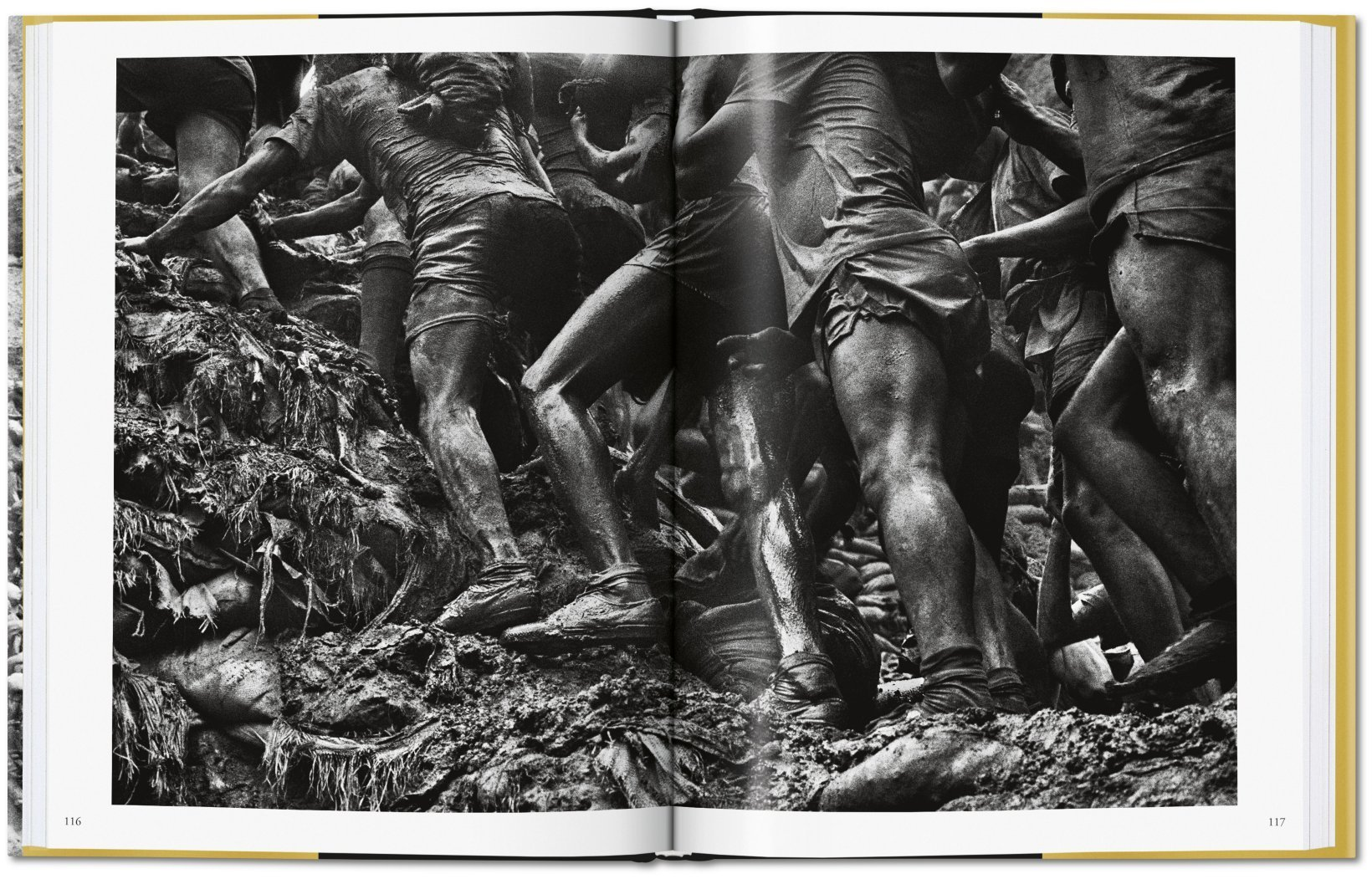 By Sebastian Salgado, Alan Riding from Sebastiao Salgado. Gold copyright Taschen 2019