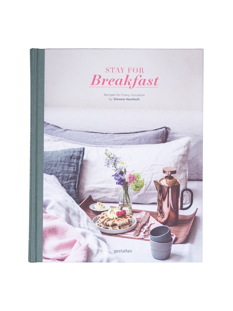 By Simone Hawlisch from Stay for Breakfast: How the World Starts the Day copyright Gestalten 2017