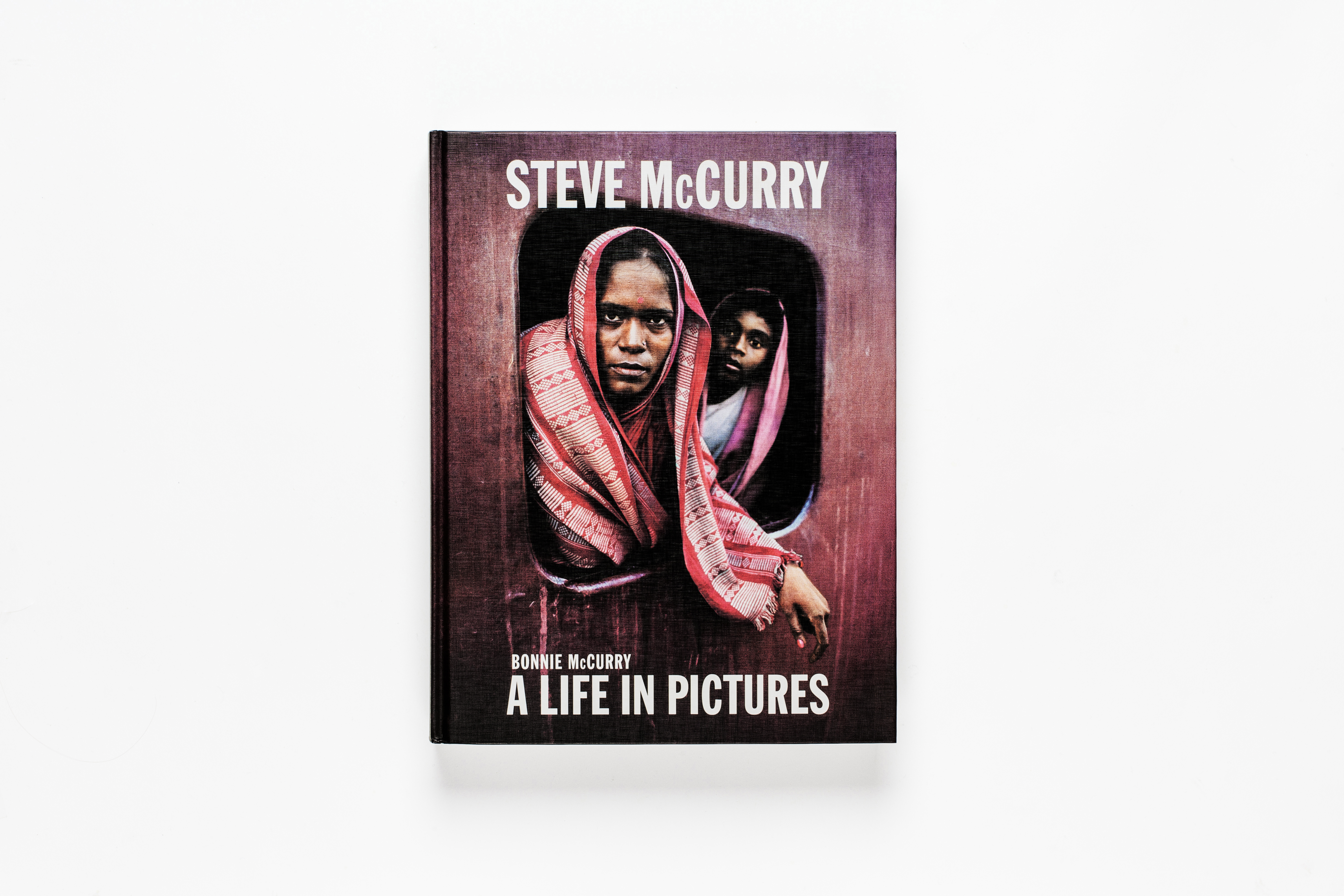 From Steve McCurry: a Life in Pictures. Courtesy of Laurence King Publishing.