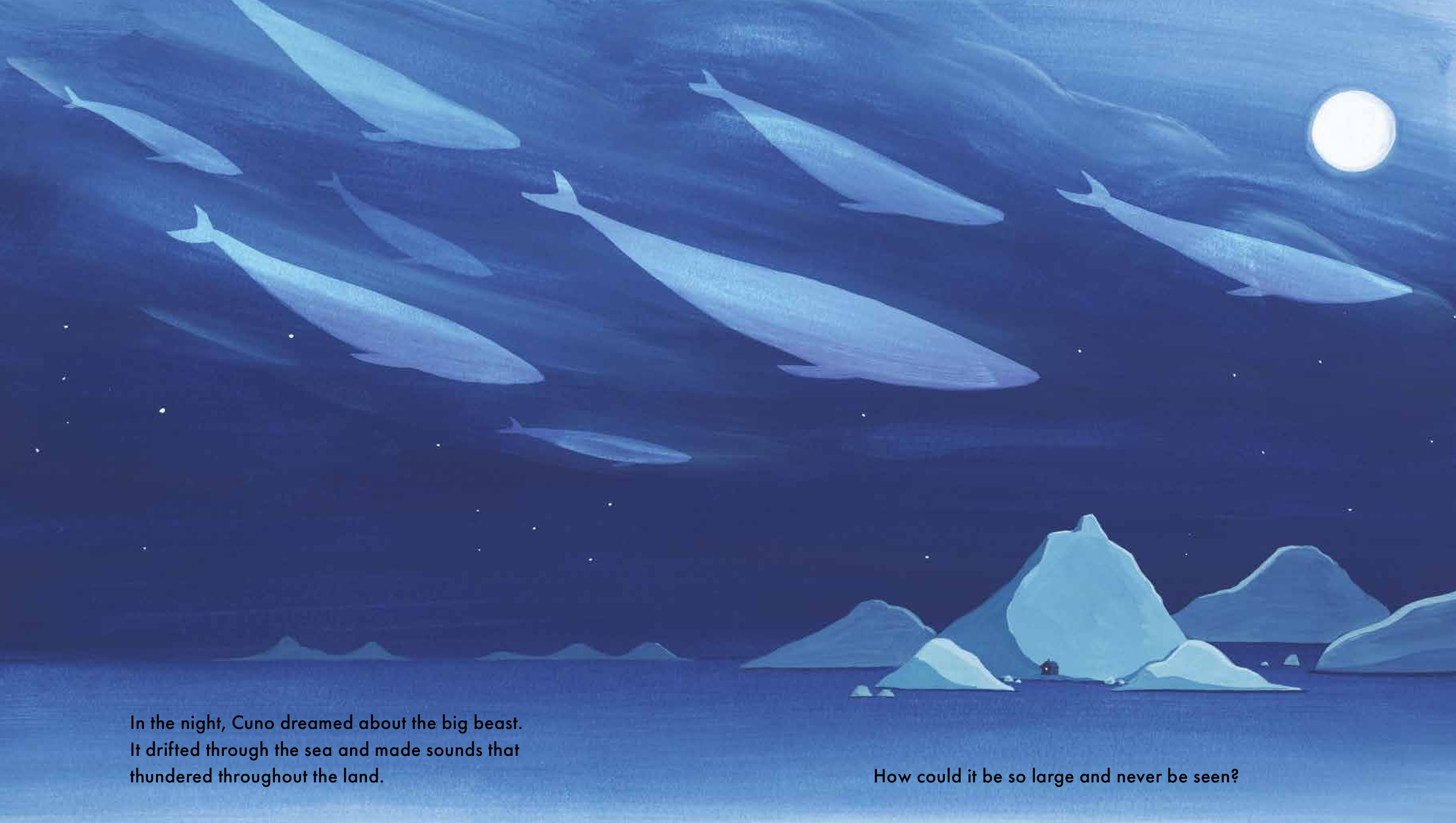 By Daniel Frost from The Children and the Whale copyright Gestalten 2018