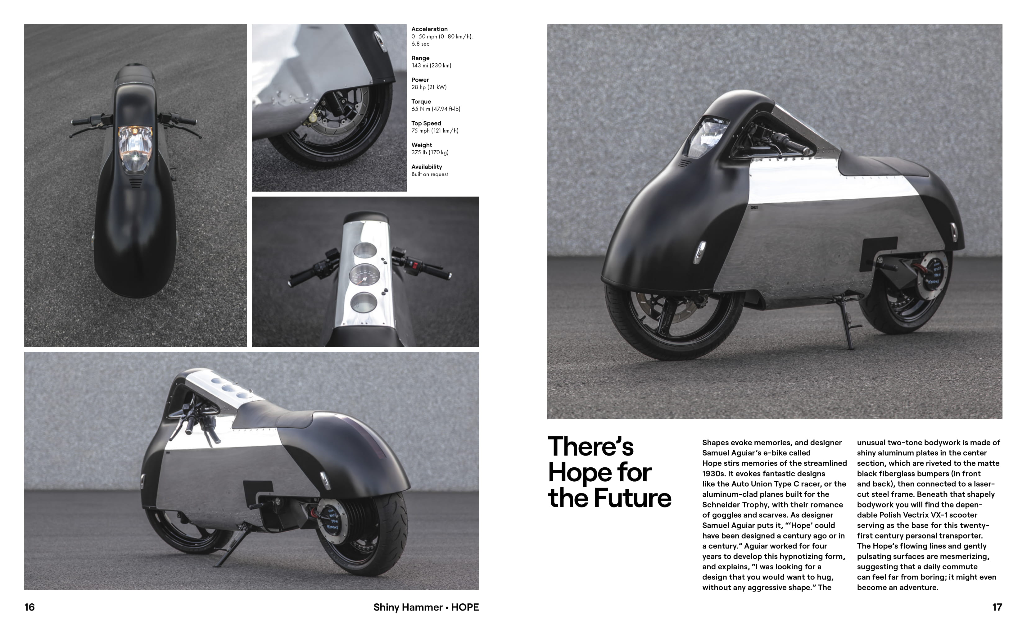 By Paul D'Orleans from The Current. New wheels for the post-petrol age copyright Gestalten 2018