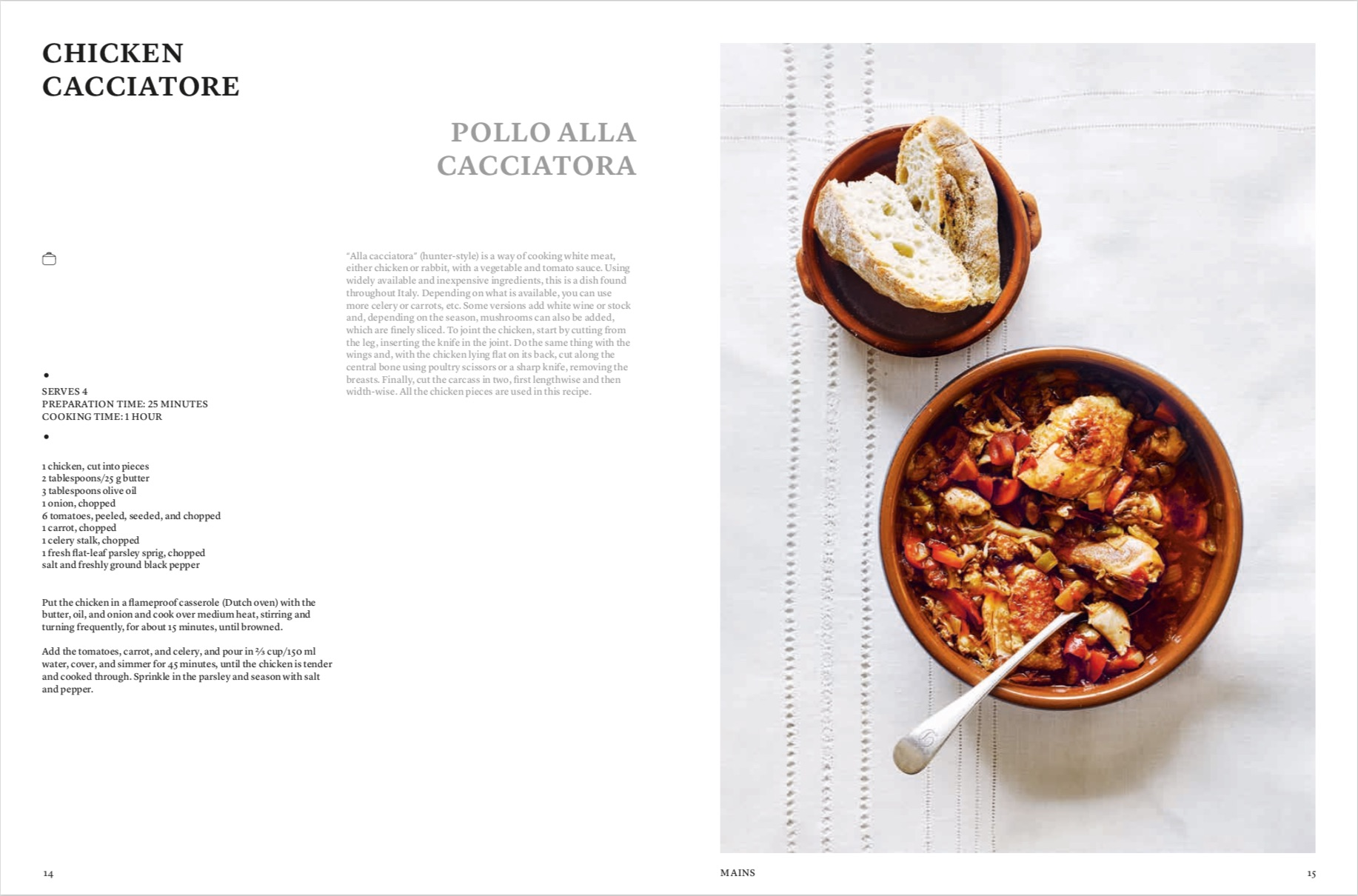 By The Silver Spoon Kitchen from The Silver Spoon Classic copyright Phaidon 2019