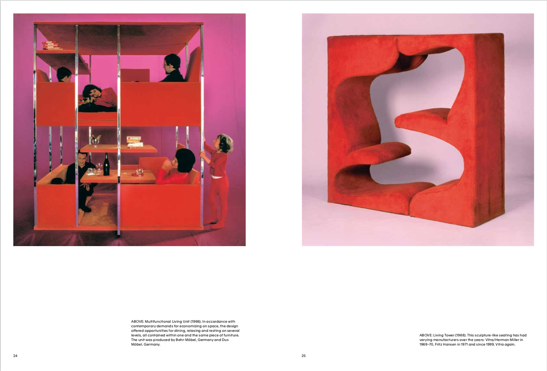 By Ida Engholm and Anders Michelsen from Verner Panton copyright Phaidon 2018