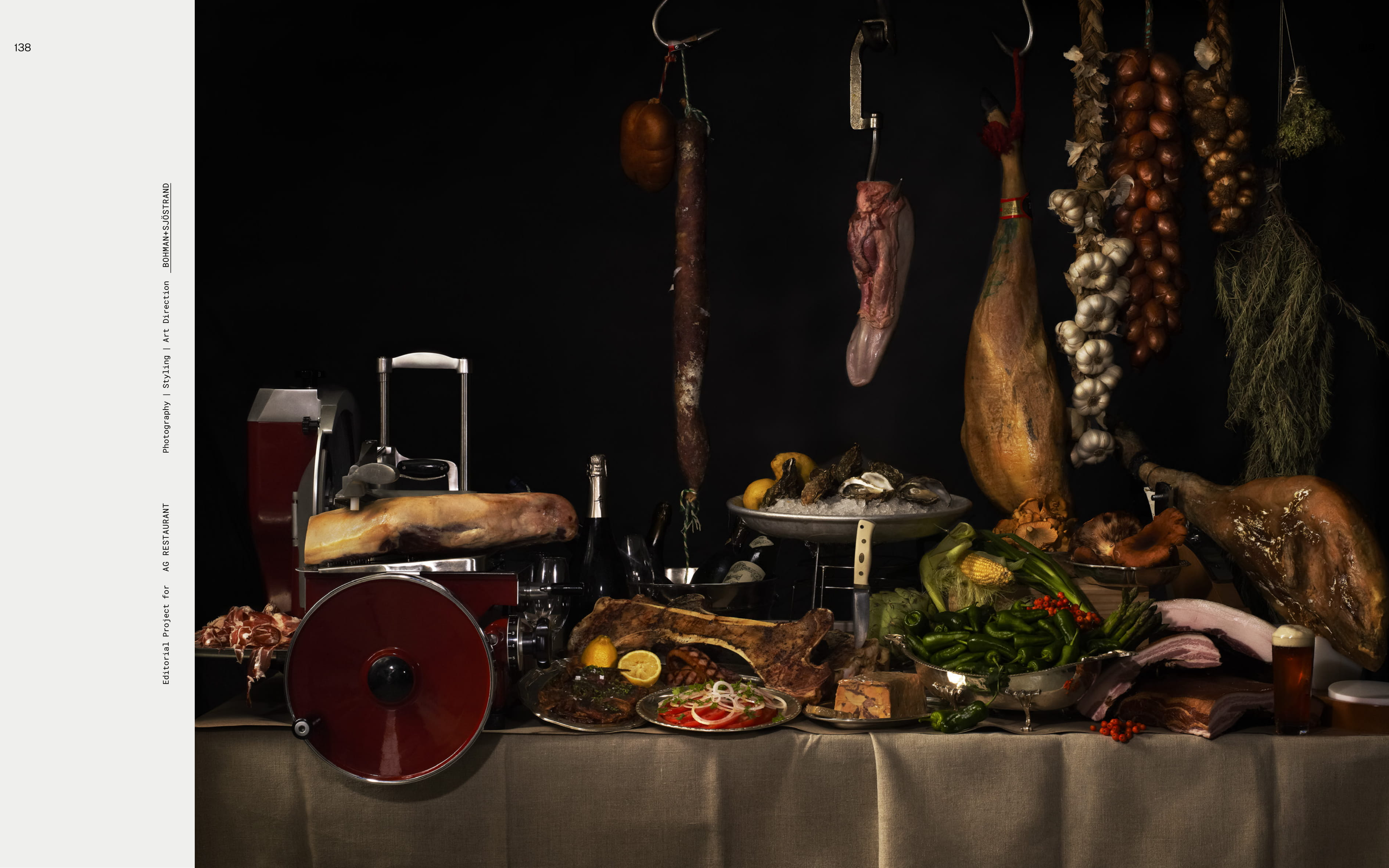 From Visual Feast Contemporary Food Staging and Photography copyright Gestalten 2017