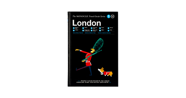 LONDON: THE MONOCLE TRAVEL GUIDE SERIES