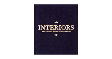 INTERIORS (MIDNIGHT BLUE EDITION) : THE GREATEST ROOMS OF THE CENTURY