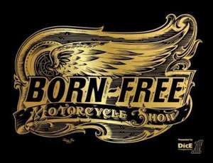 Born-Free. Motorcycle Show