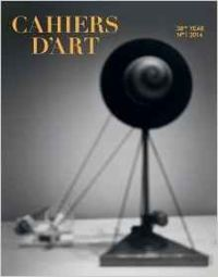 Cahiers d'Art No1, 2014: Hiroshi Sugimoto: 38th Year, 100 issue