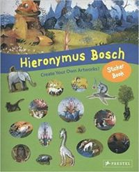 Hieronymus Bosch Sticker Book