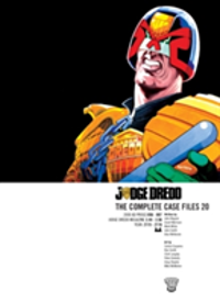 Judge Dredd The Complete Case Files