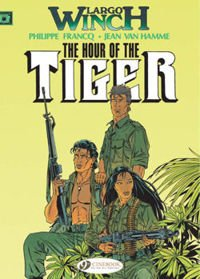 Largo Winch:  Hour of the Tiger