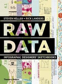 Raw Data: Infographic Designer's Sketchbooks
