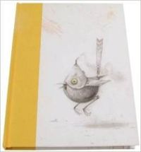 Shaun Tan notebook no 3: Bee Eater