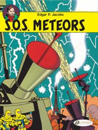 The Adventures of Blake and Mortimer:  S.O.S. Meteors