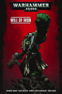 Warhammer 40,000 Will of Iron