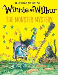 Winnie and Wilbur: The Monster Mystery