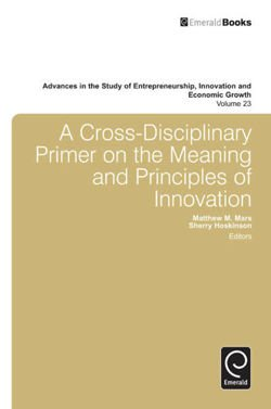 A Cross- Disciplinary Primer on the Meaning of Principles of Innovation
