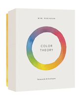 Color Theory Notecards 20 Notecards & Envelopes
