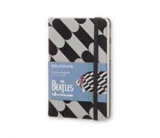 Moleskine The Beatles Pocket Ruled Limited Edition Notebook